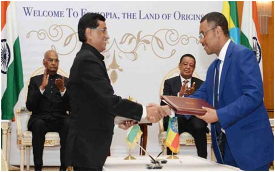 Indian Cabinet Approves Trade Agreement With Ethiopia