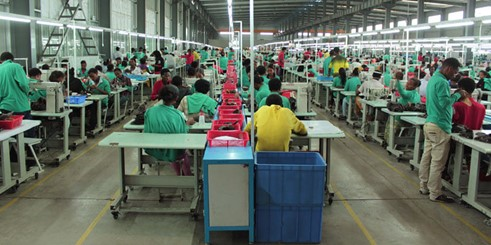 UK Germany fund to protect Ethiopian textile industry jobs