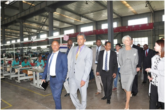 Ethiopia doing very well in terms of economic growth IMF Chief