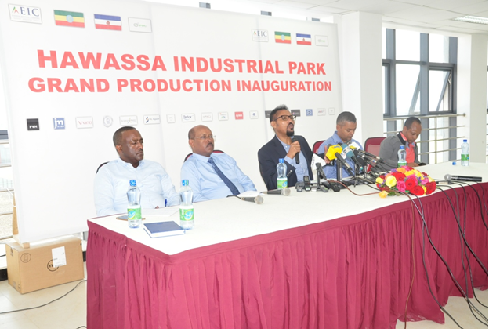 Hawassa Industrial Park a Journey towards Industrialization