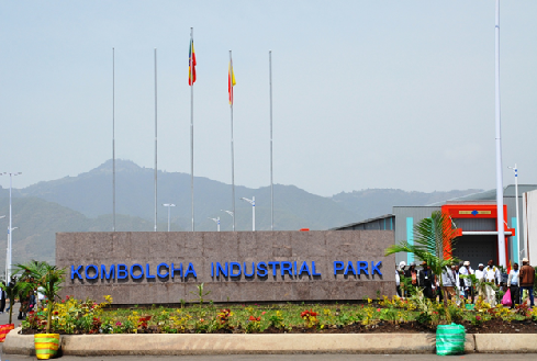 Kombolcha industrial park inaugurated