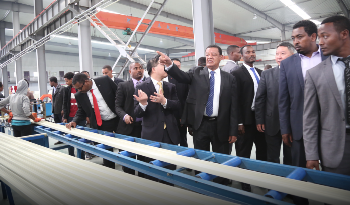 President Reaffirms Ethiopias Commitment to Chinese Investment
